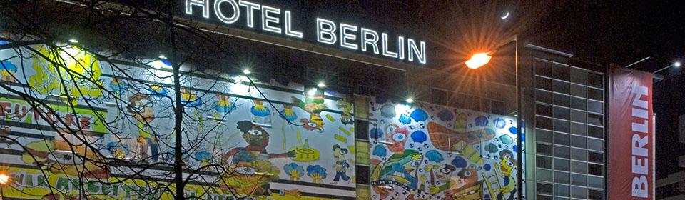 Ardex hotel berlin for Trendige hotels in berlin